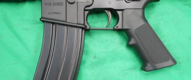 LE6920 SOCOM I (2013) (KAC Rail) (Blue Label) – The Colt AR