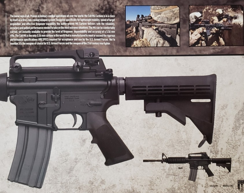 2013 Military Rifle and Carbine Catalog – The Colt AR-15 Resource