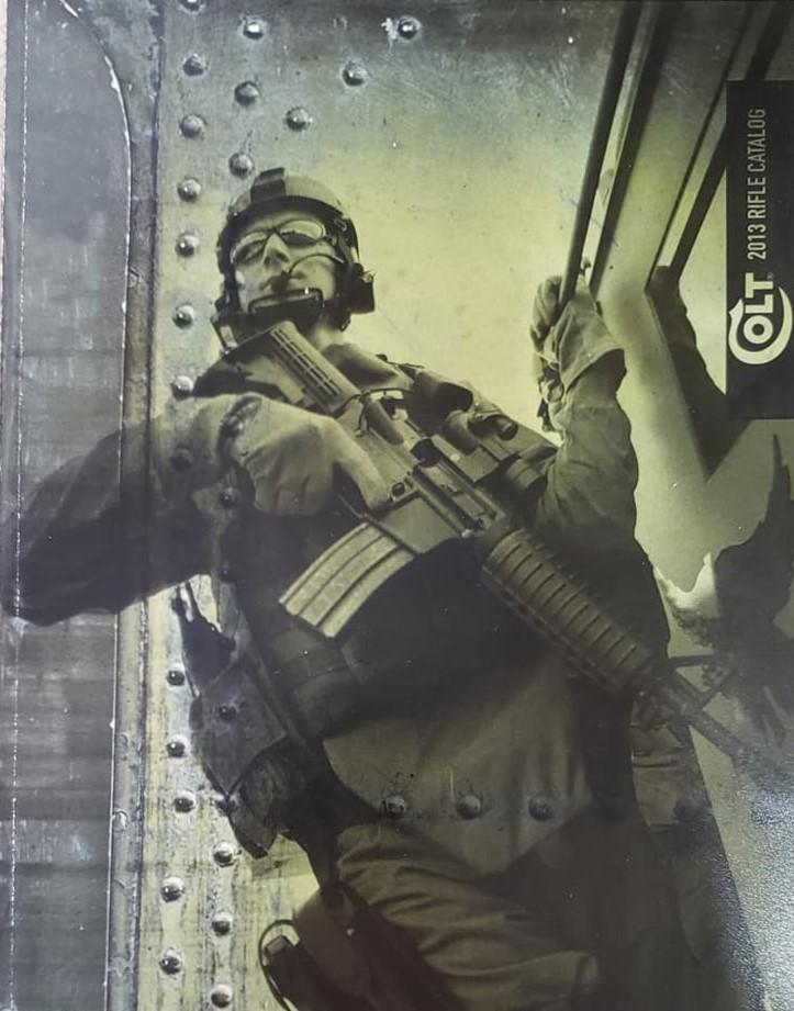 Colt 2013 Rifle Catalog – The Colt AR-15 Resource